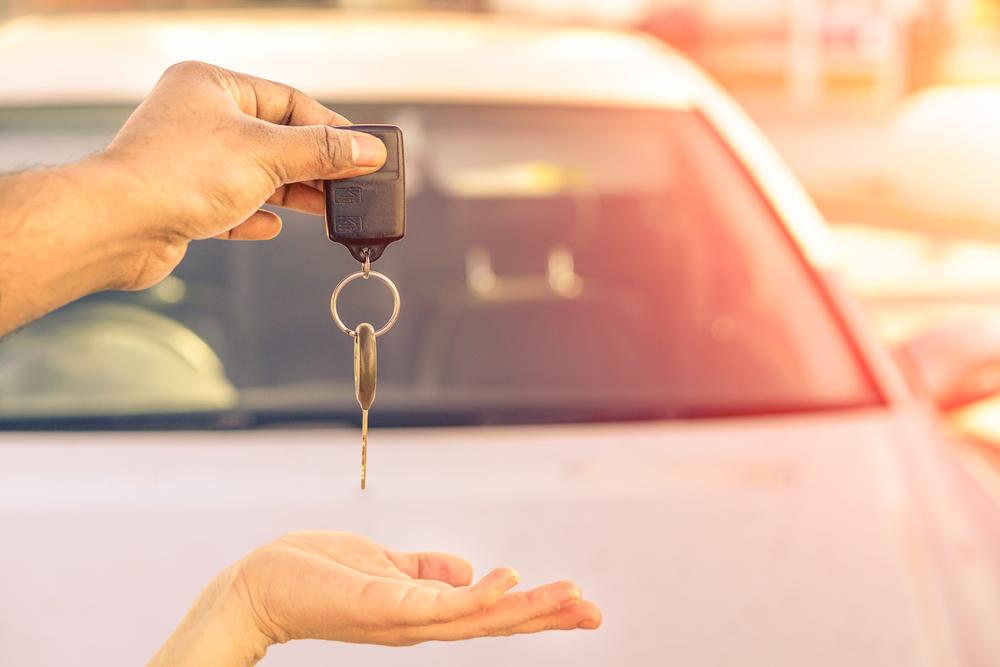 Locked Keys In Car - Littleton Locksmith